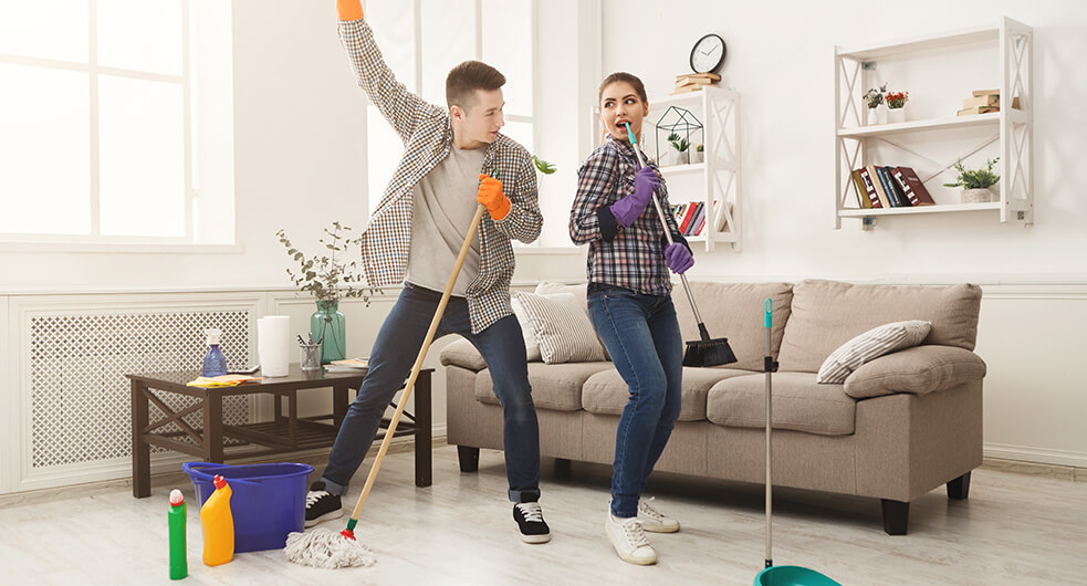 Spring Cleaning: Don't Procrastinate, Start Now
